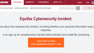 Equifax Data Breach News