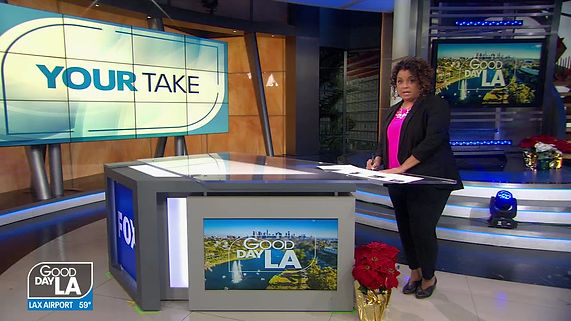 Good Day LA Interview 12/15/2020