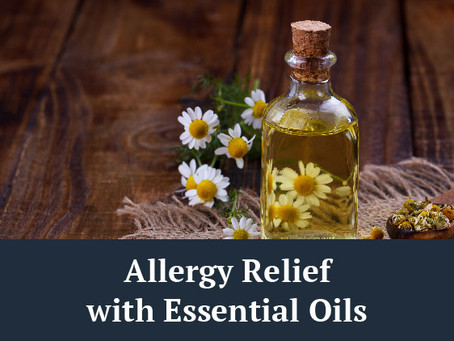 A natural approach to Allergy Relief
