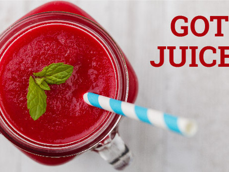 A Juice that is both nutritious and delicious....