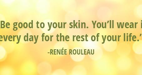 Do Your Skin a Favor...
