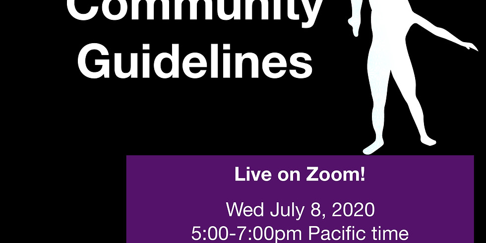 Community Guidelines