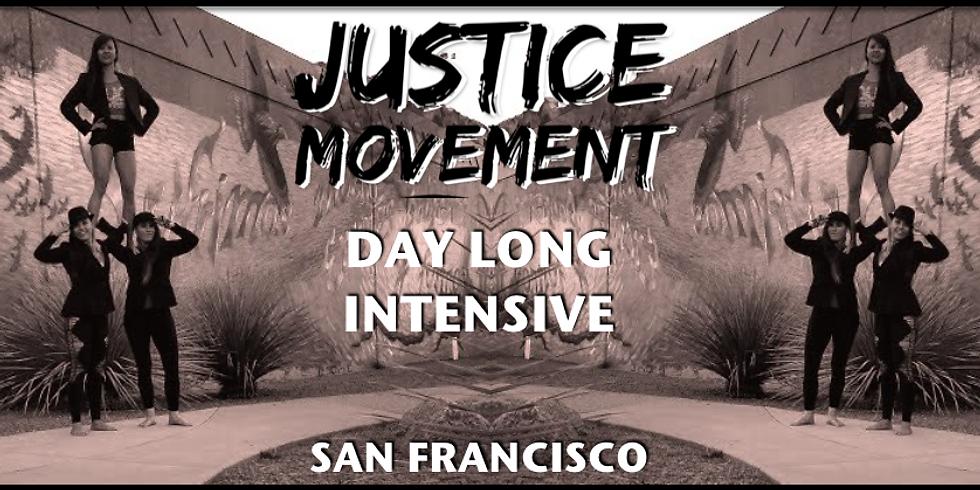 San Francisco Day Long - Justice Movement