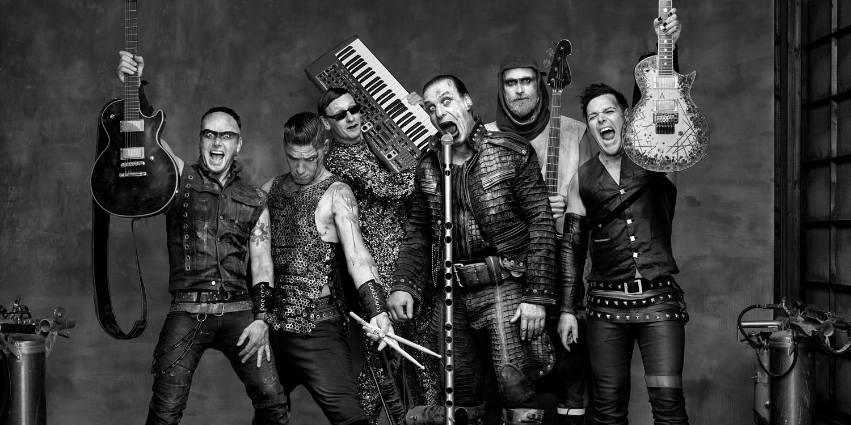 Rammstein - Torino, 13 Luglio 2020