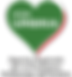logo vettoriale scritta nera quadrqato (