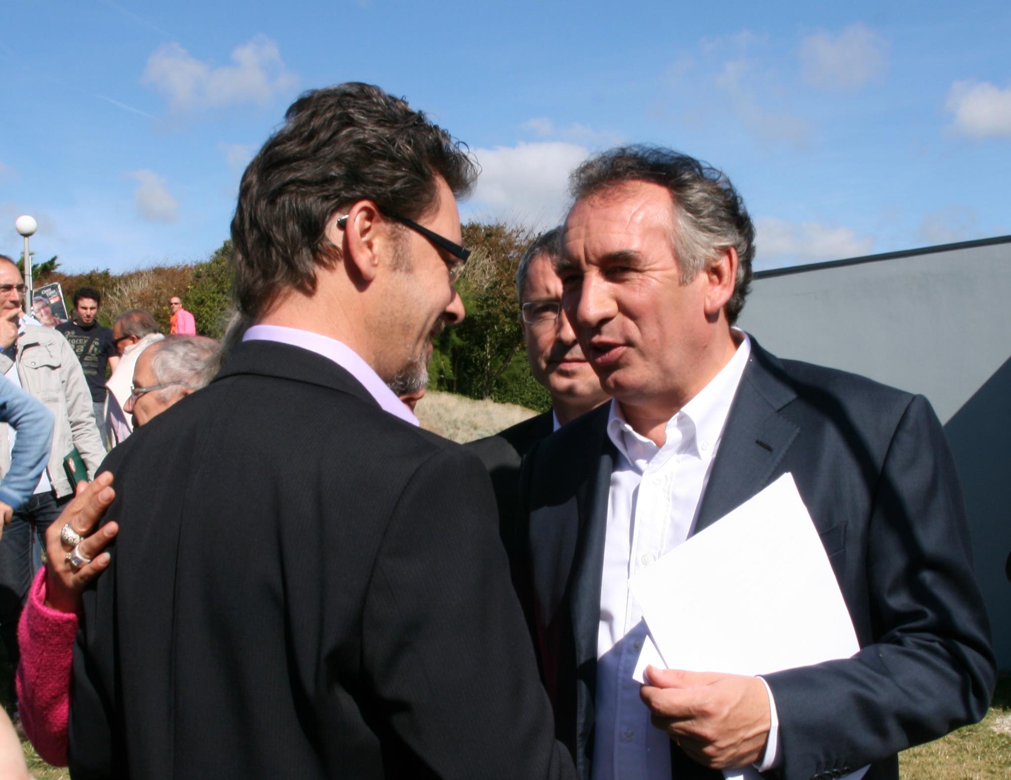 Hervé_Brosseau_avec_François_BAYROU