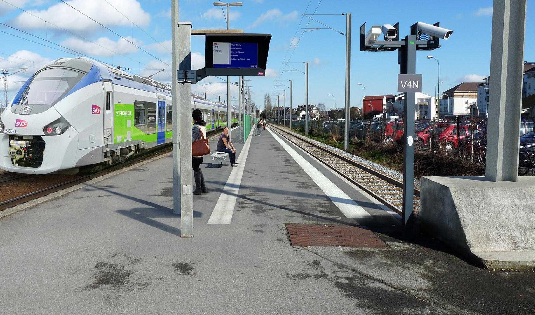 SNCF - Creil