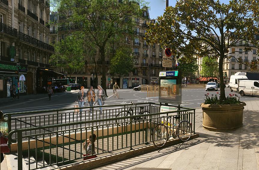 Paris Gambetta
