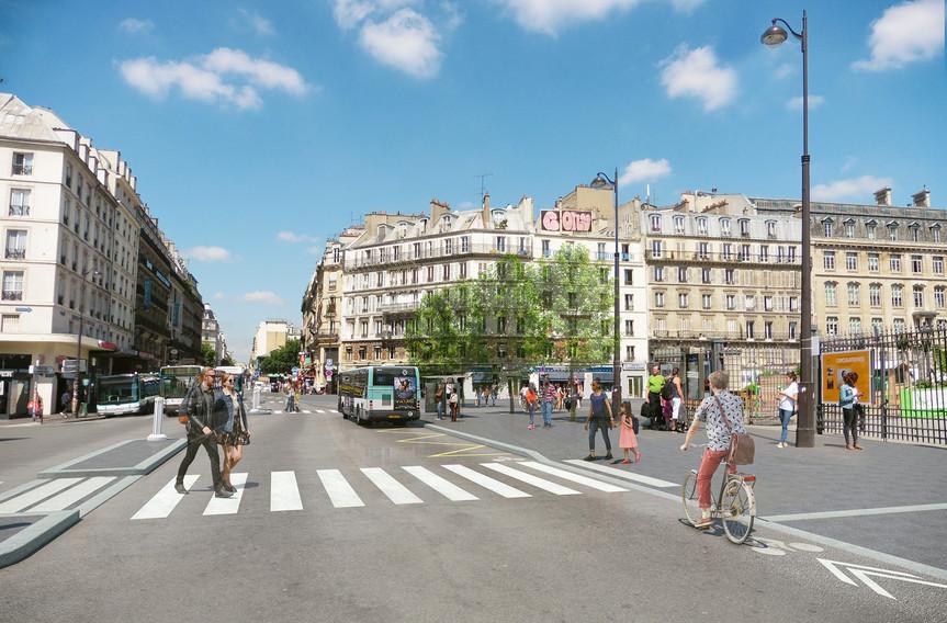 Paris LHNS Rocade des Gares