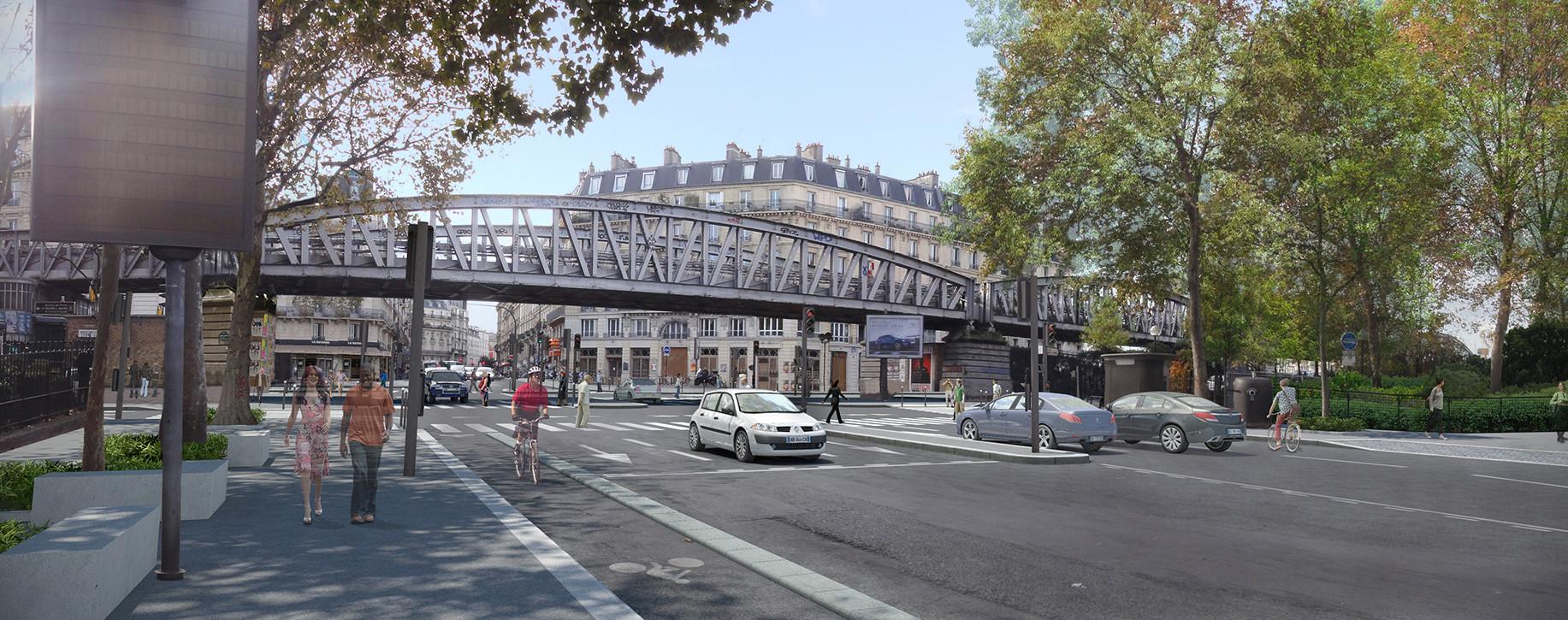 Paris - Boulevard Chapelle
