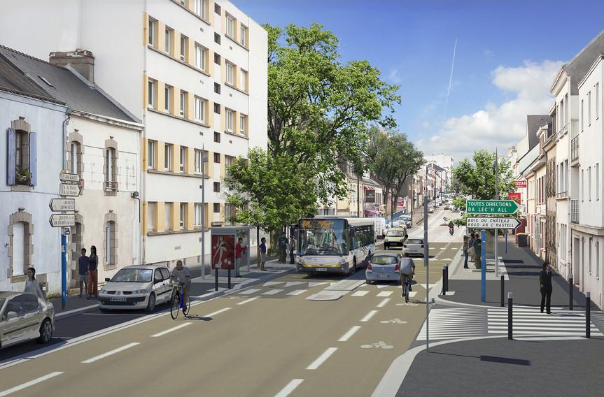 Lorient Belgique - Laboureur