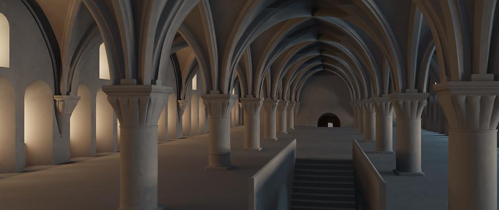 Abbaye état XIIIème