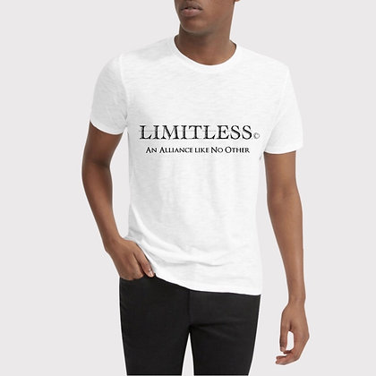 Limitless Alliance White T-Shirt