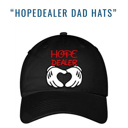 "Hope Dealer ""Dad Hats"""