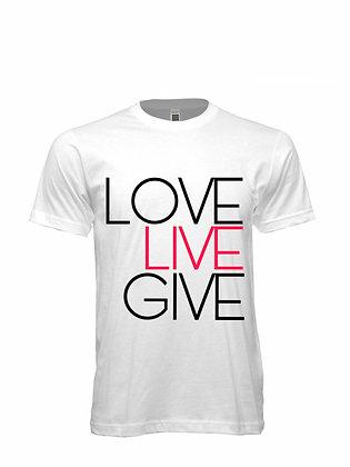 Love, Live, Give