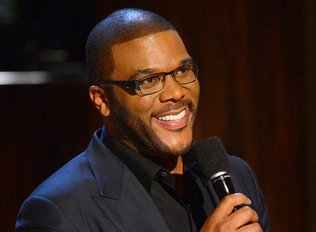 Prophecy Concerning Tyler Perry