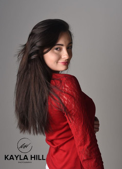 Female Model: Anna Glenn