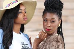 Female Models - Lola & Jasmine