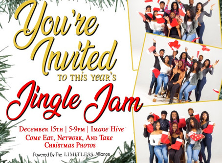 the 2019 LIMITLESS Jingle Jam