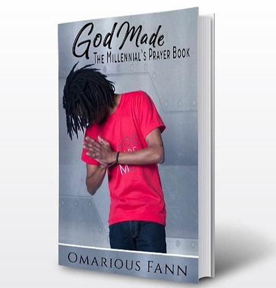 God Made :The Millennial's Prayer Book (Hard Copy)