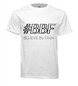 the Official #BBF Black & White Apparel
