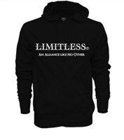 Limitless Black Hoodie