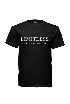 Limitless Alliance Black T-Shirt