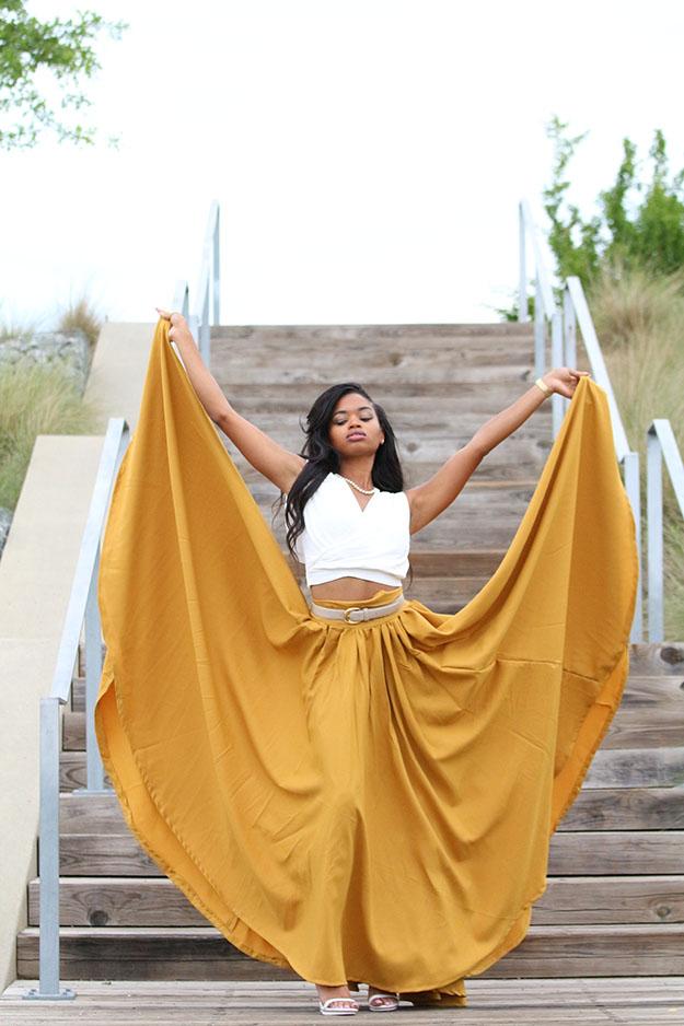 Female Model -Lola Anderson