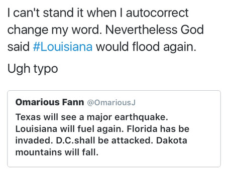 Louisiana Will Flood Again