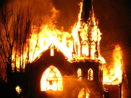 Days to Come - Churches Ablaze