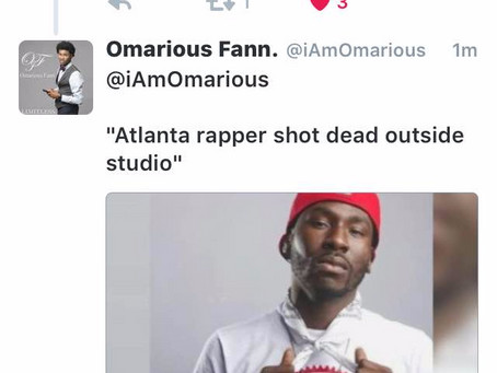 Prophecy Fulfilled: Rapper Shot