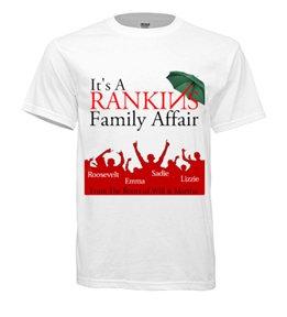 Youth 2015 Rankins Family Reunion Shirt