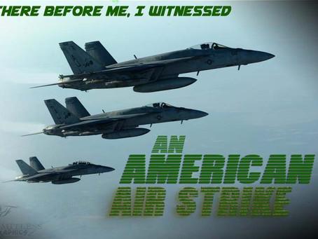 An American Airstrike