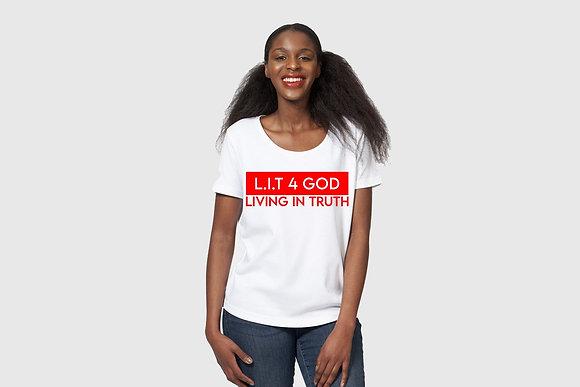 L.I.T 4 GOD Shirts