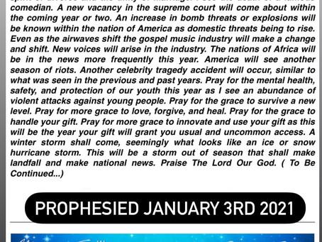 2021 Winter Storm ❄️