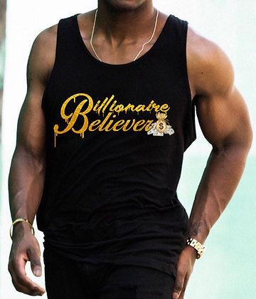 Billionaire Believer Tank Top