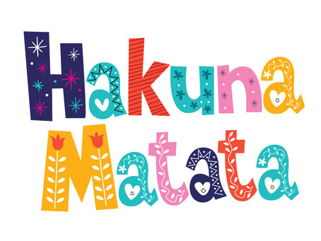 Hakuna Matata —The Golden Girls Way