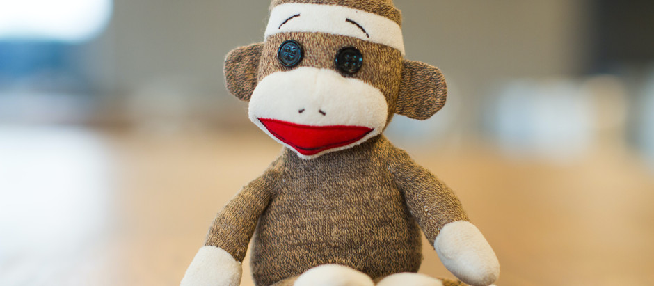 Keeping the Old Man Out or Buying a Sock Monkey— The Choice is Yours