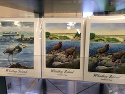 Local artist greeting cards