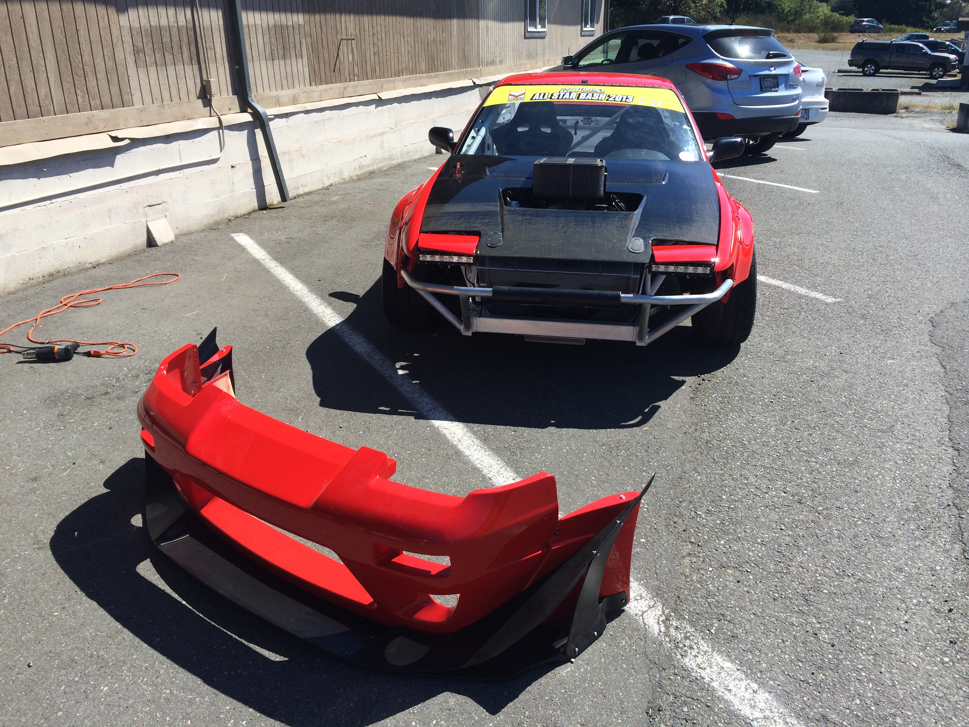 Brody Goble 240sx befor