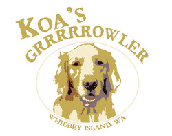 Koa's Grrrrrowler
