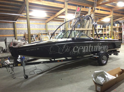 High quality boat wraps!