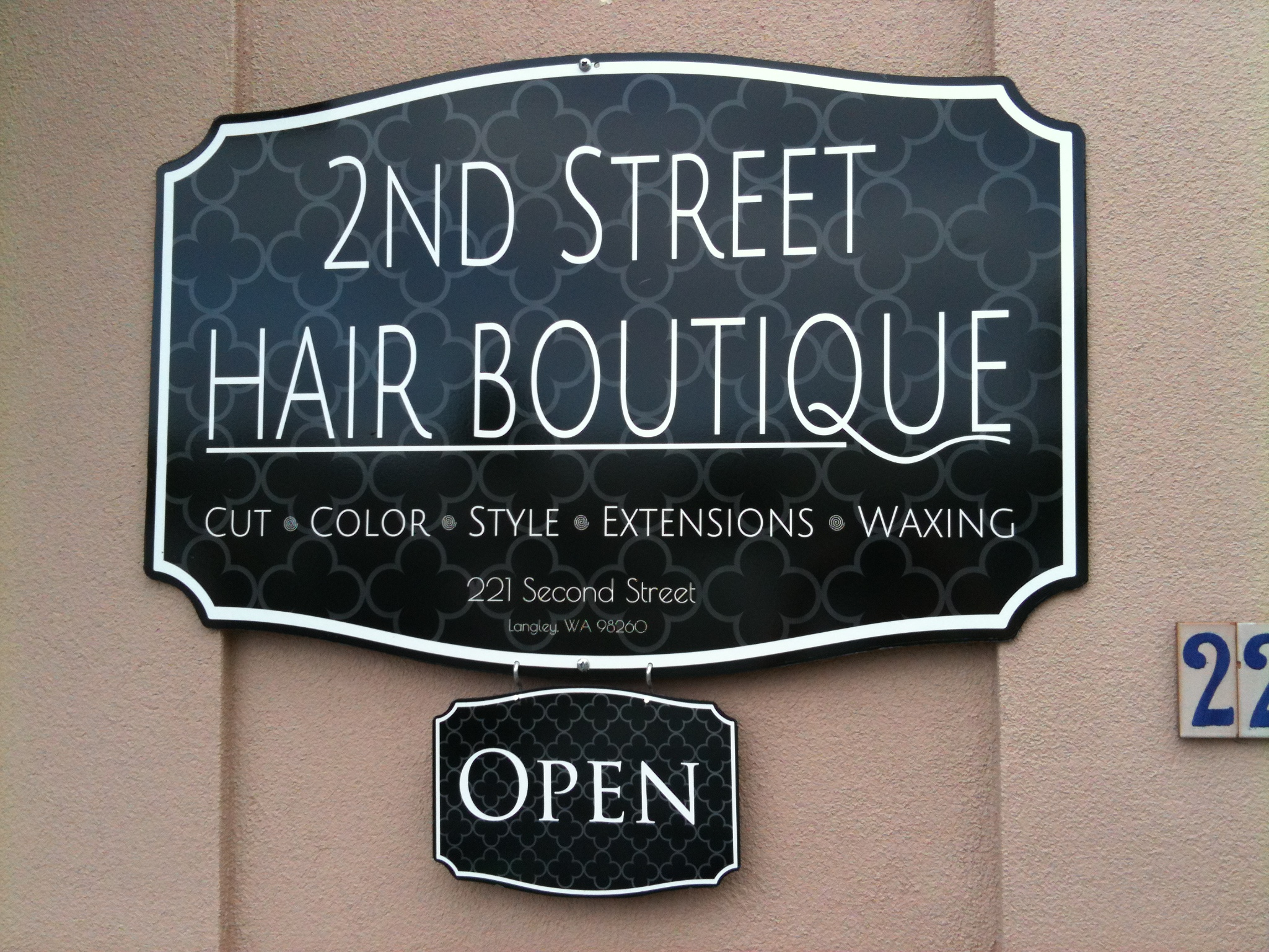 2nd Street Hair Boutique
