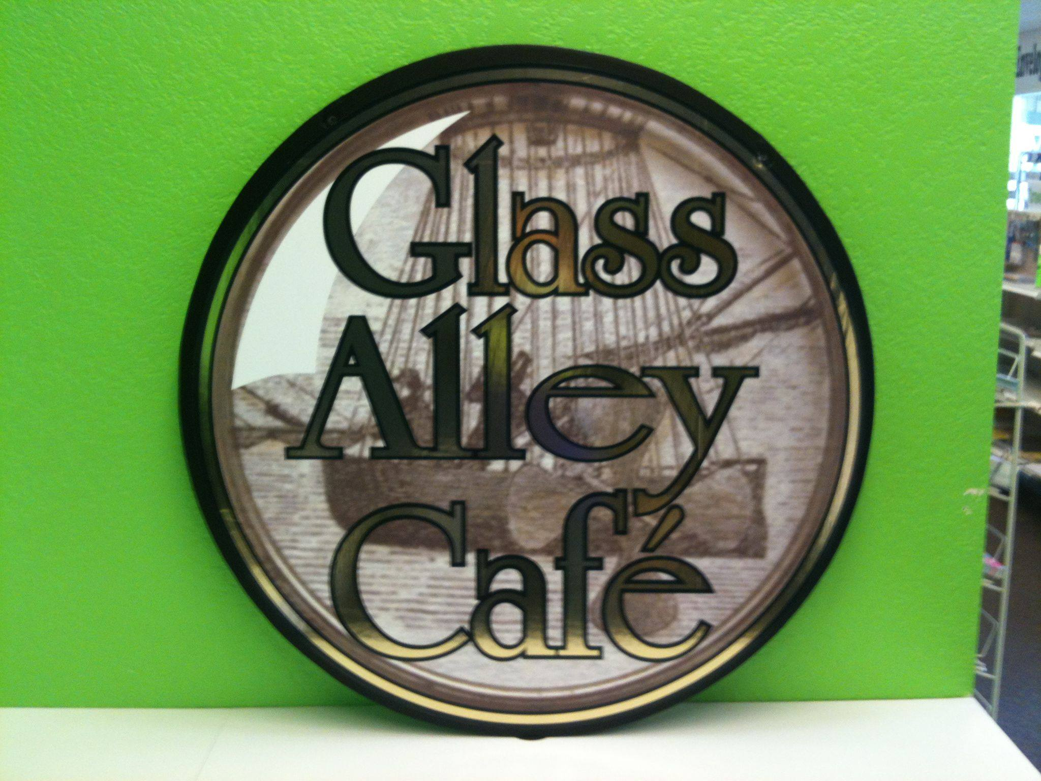 Glass Alley Cafe