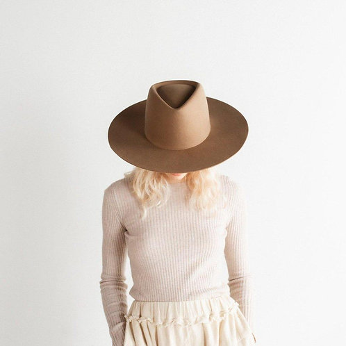 Dakota Triangle - Brown