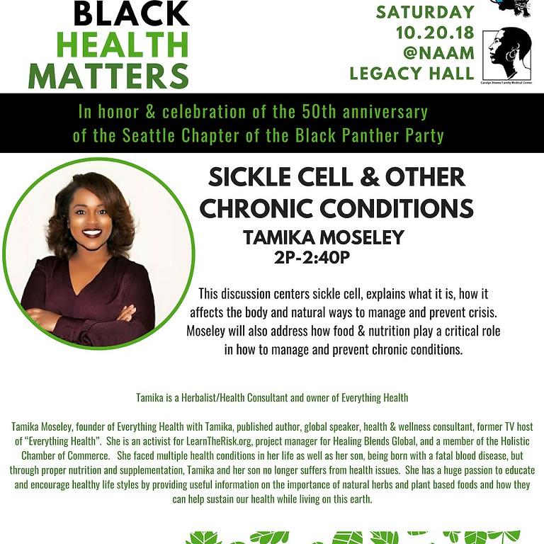African American Museum Health Seminar