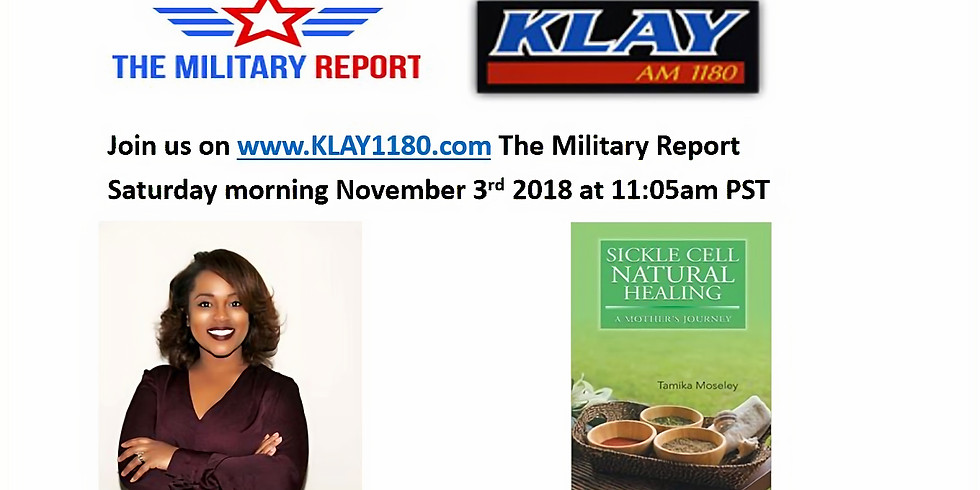 The Military Report Radio Show