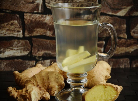 Amazing Benefits of Ginger
