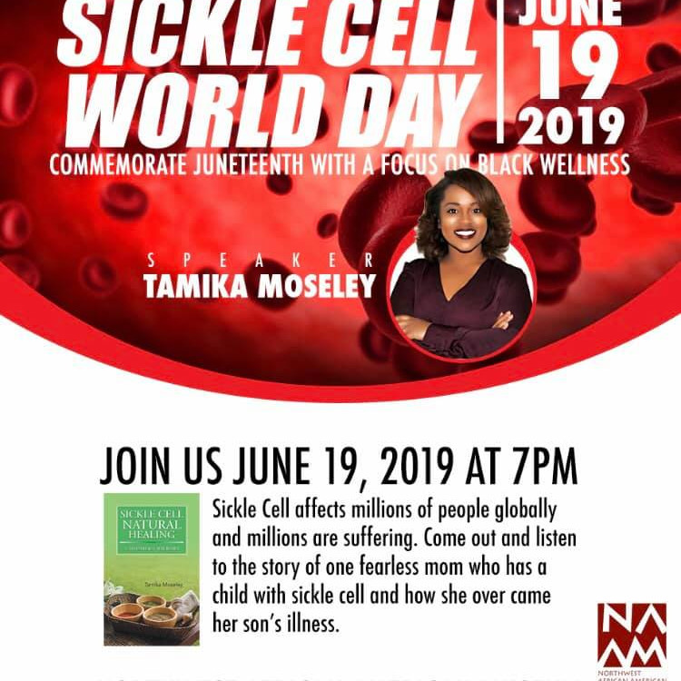 Sickle Cell World Day - Juneteenth Event