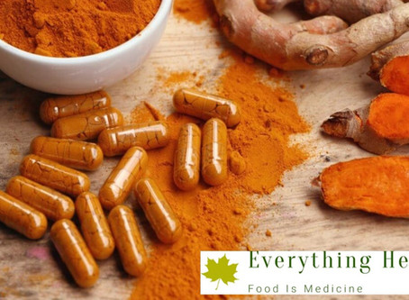 Turmeric Powerhouse of Healing